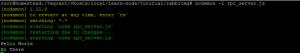 RPC Server Result