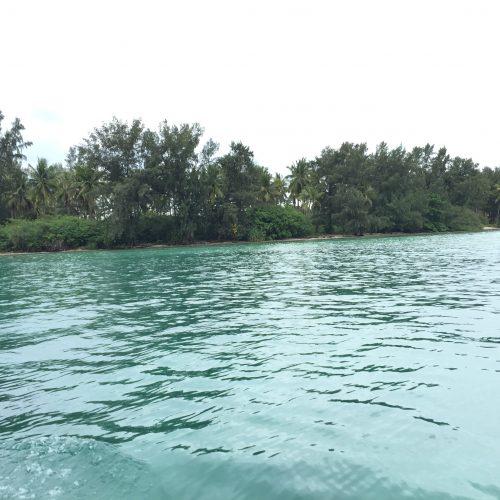 Sangiang Coast View